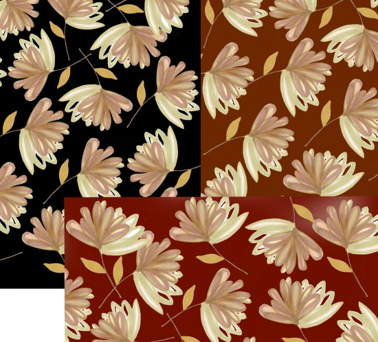 textile lotus